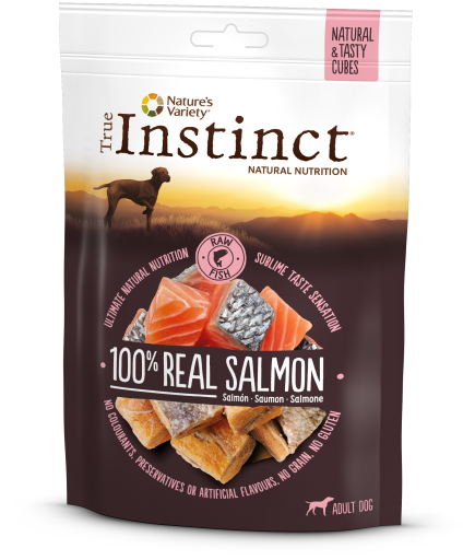 True Instinct Snack Real Salmon 50gr