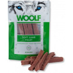 Woolf Soft Lamb Fillet 100gr