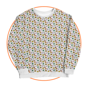 Open image in slideshow, Favorite Things Print Sweatshirt