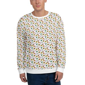 Favorite Things Print Sweatshirt