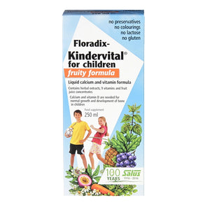 Floradix Fruity Kindervital - 250 ml