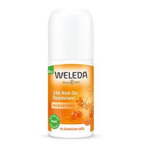 Weleda Men Roll-On Deodorant (Sea Buckthorn) 50ml