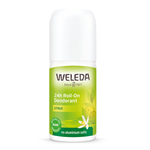 Weleda Men Roll-On Deodorant (Citrus) 50ml