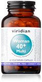 Viridian Woman 40+ Multi - 60 Veg Caps