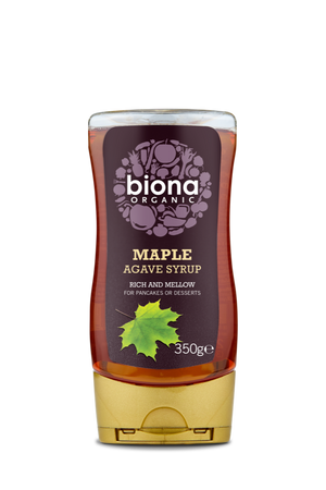 Biona Organic Maple Agave Syrup 350g