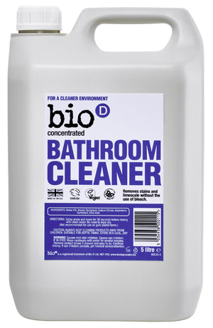 Bio D Bathroon Cleaner (Concentrated)