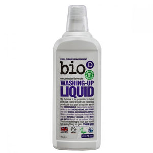 Bio D Washing Up Liquid w/Lavender