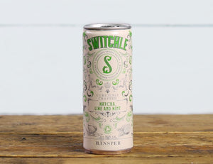 Switchle Organic Matcha Lime Mint ACV Drink - 250ml