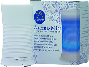 Absolute Aromas Aroma Mist Ultrasonic Diffuser