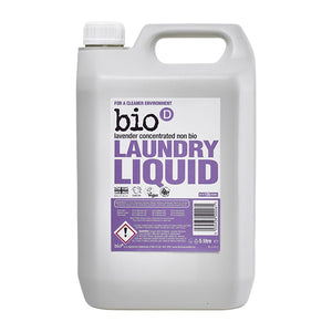 Bio D Laundry Liquid w/ Lavender (Concentrated)