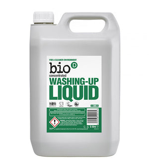 Bio D Washing Up Liquid (Concentrated)