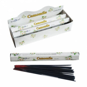 Incense Sticks - Camomile - 20 Sticks