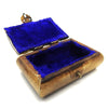 Mini Bejewelled Bone Box