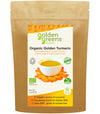 Golden Greens Organic Golden Turmeric 100g