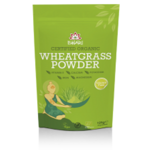 Iswari Wheatgrass Powder Organic EU (200g)