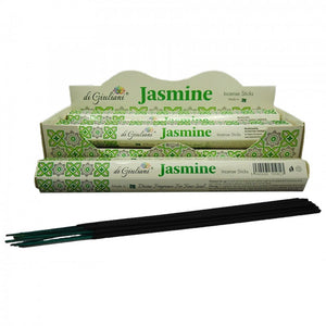 Incense Sticks - Jasmine Green - 20 Sticks