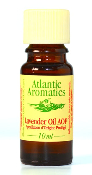 Atlantic Aromatics Lavender Oil AOP Organic