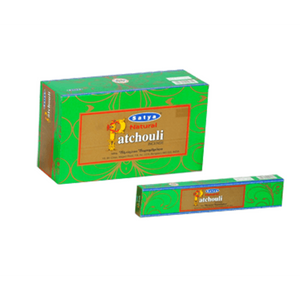Incense Sticks Satya - Natural Patchouli - 15g