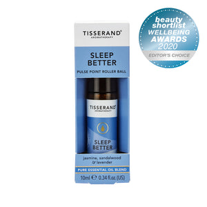 Tisserand Sleep Better Pulse Point Roller Ball (10ml)