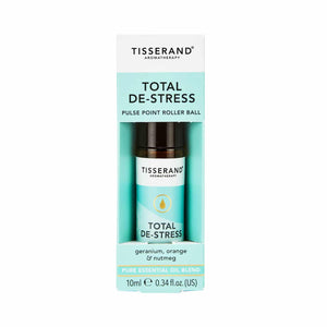 Tisserand Total De-stress Roller Ball (10ml)