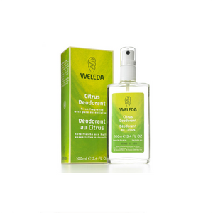 Weleda Men Spray Deodorant (Citrus) 100ml