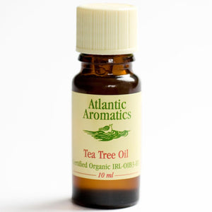 Atlantic Aromatics Tea Tree Oil Organic 10ml
