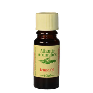 Atlantic Aromatics Lemon Oil Organic