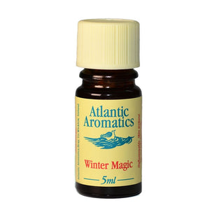Atlantic Aromatics Winter Magic Organic Oil