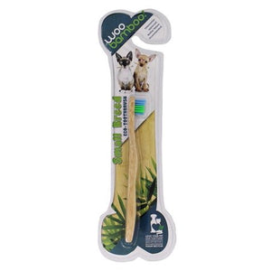 Woobamboo Toothbrush Dogs/ Cats sml