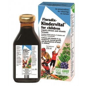 Floradix Kindervital Liquid Formula - 250ml