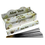Incense Sticks - Aloe Vera - 20 Sticks