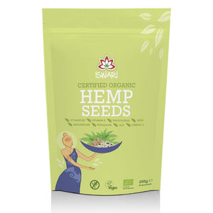 Iswari Shelled Hemp Seeds Organic (250g)