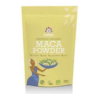 Iswari Organic Maca Powder (Extra Value Pack) 300g