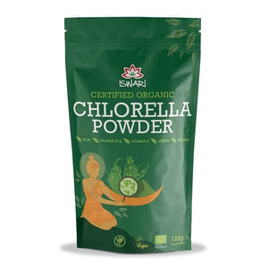 Iswari Chlorella Powder Extra Value Pack 150g