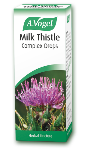 A. Vogel Milk Thistle Complex Drops