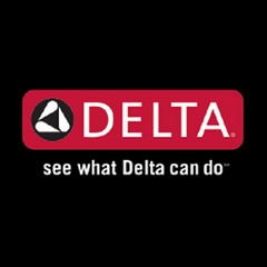 Clearance delta faucets plumbing products for bathroom , shower , kitchen and repair parts kit