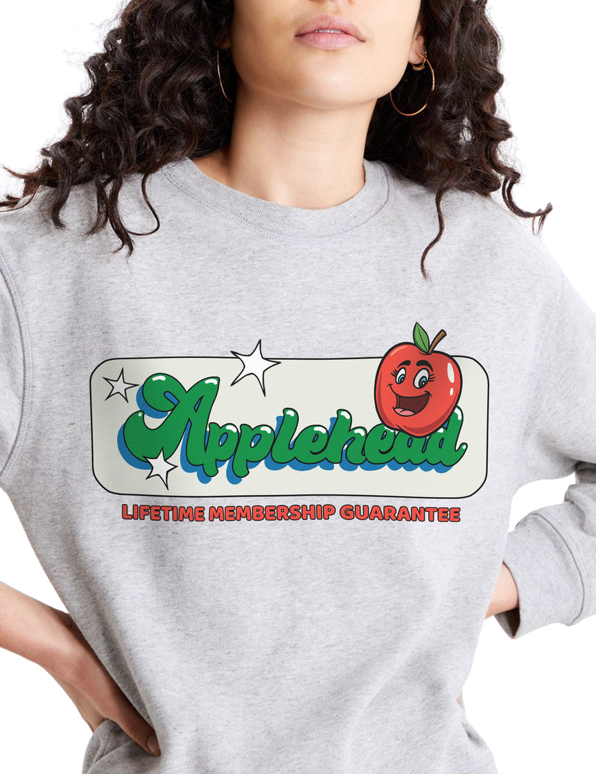 Applehead Sweatshirt