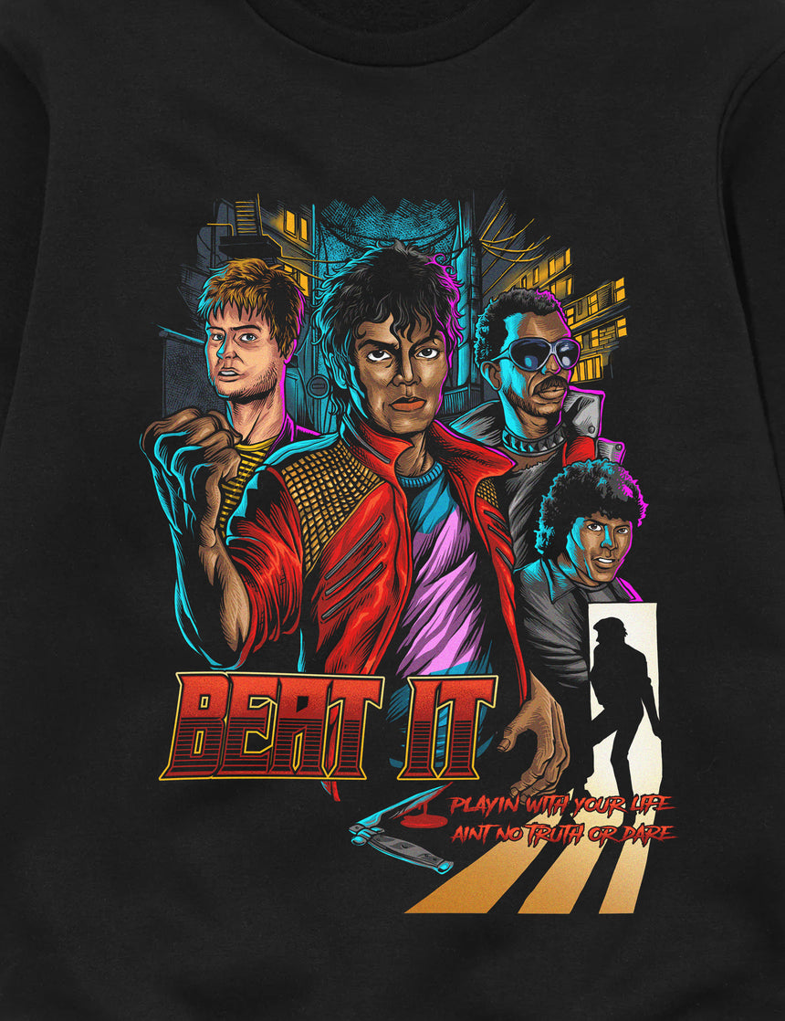 Beat It Sweatshirt