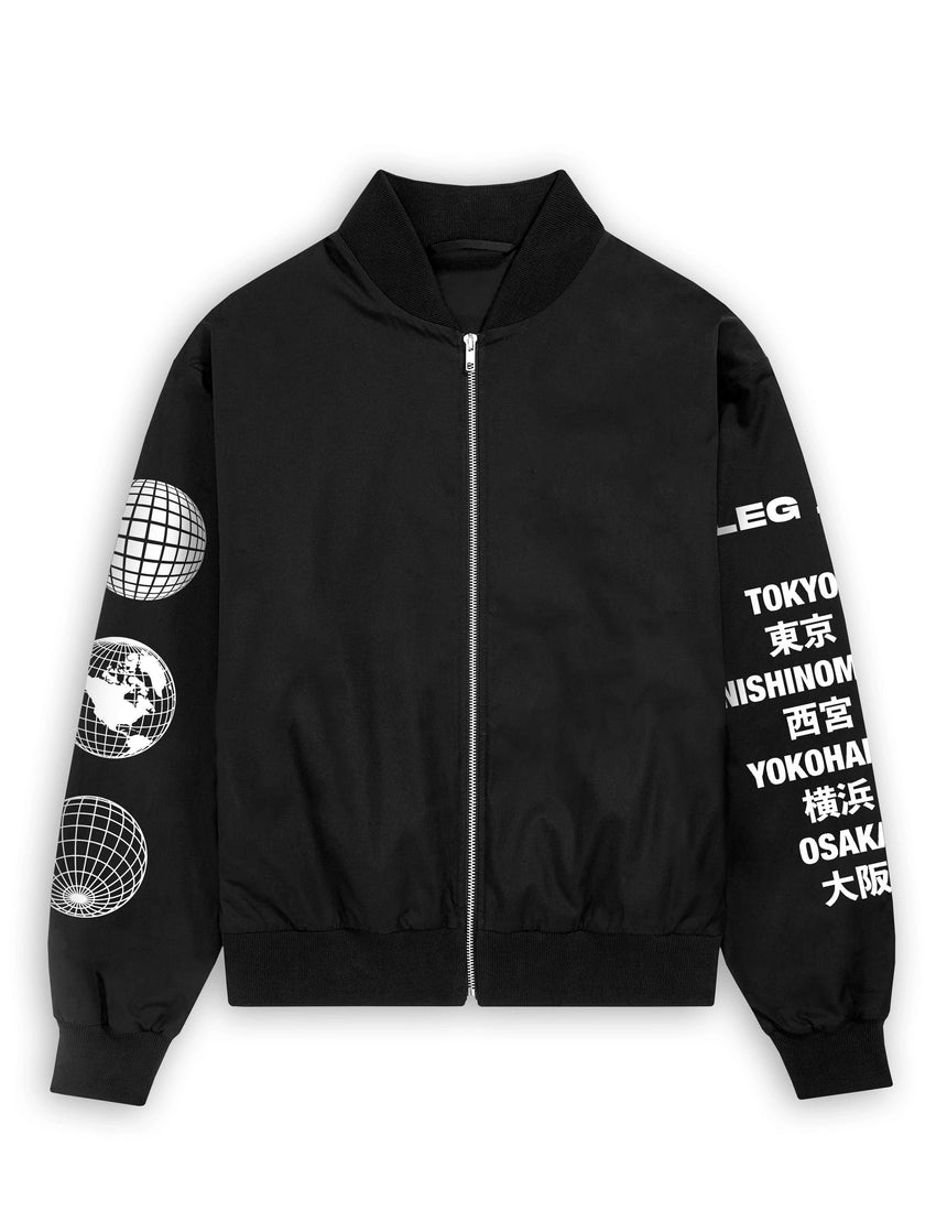 Leg One Bomber Jacket