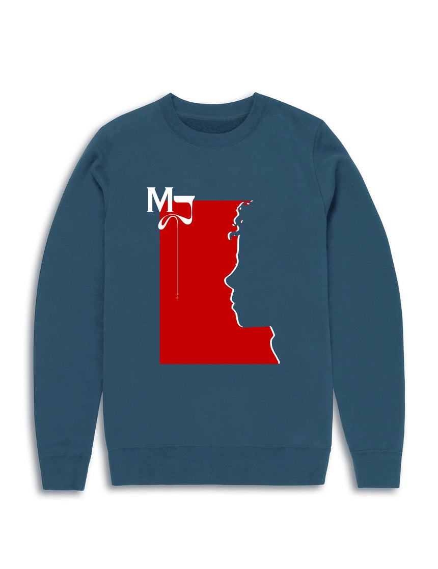 MJ Sweatshirt - Blue
