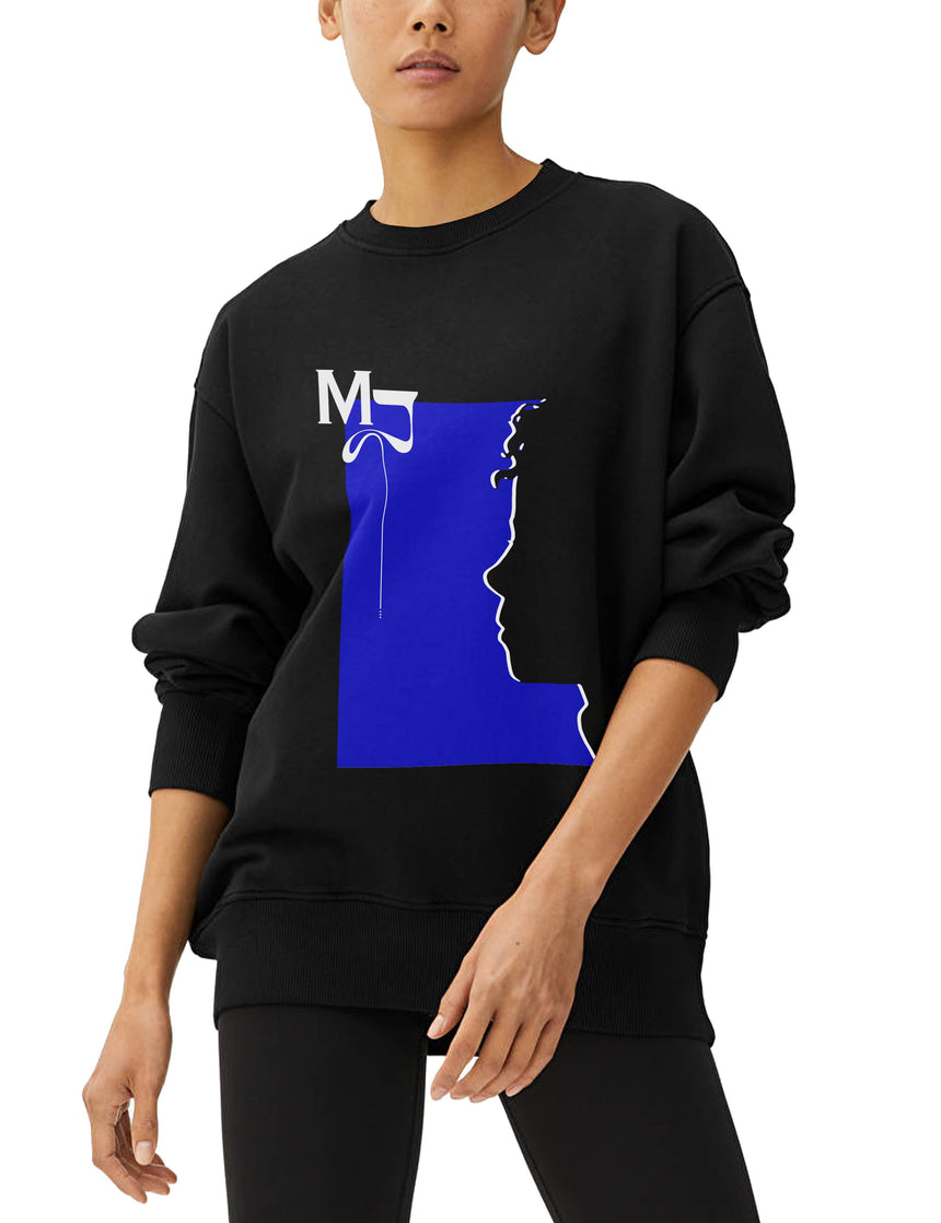 MJ Sweatshirt - Black