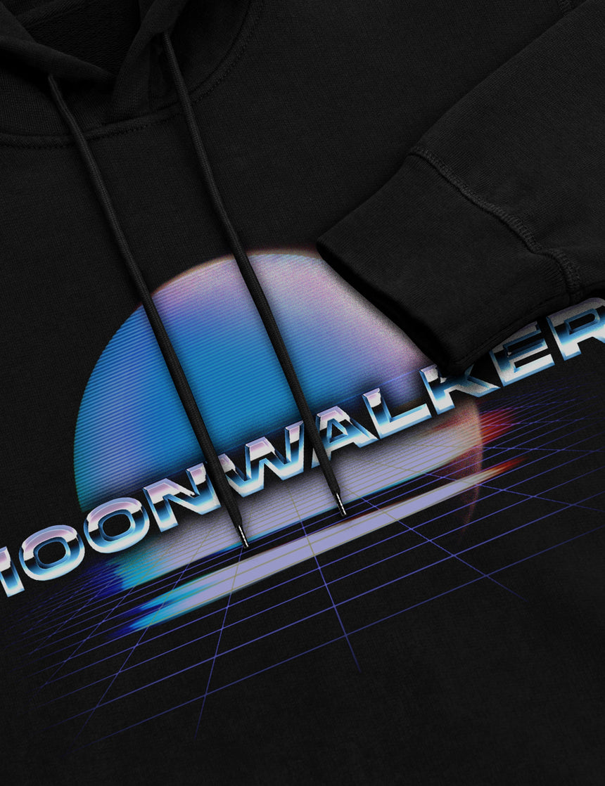 Moonwalker Hooded Sweatshirt