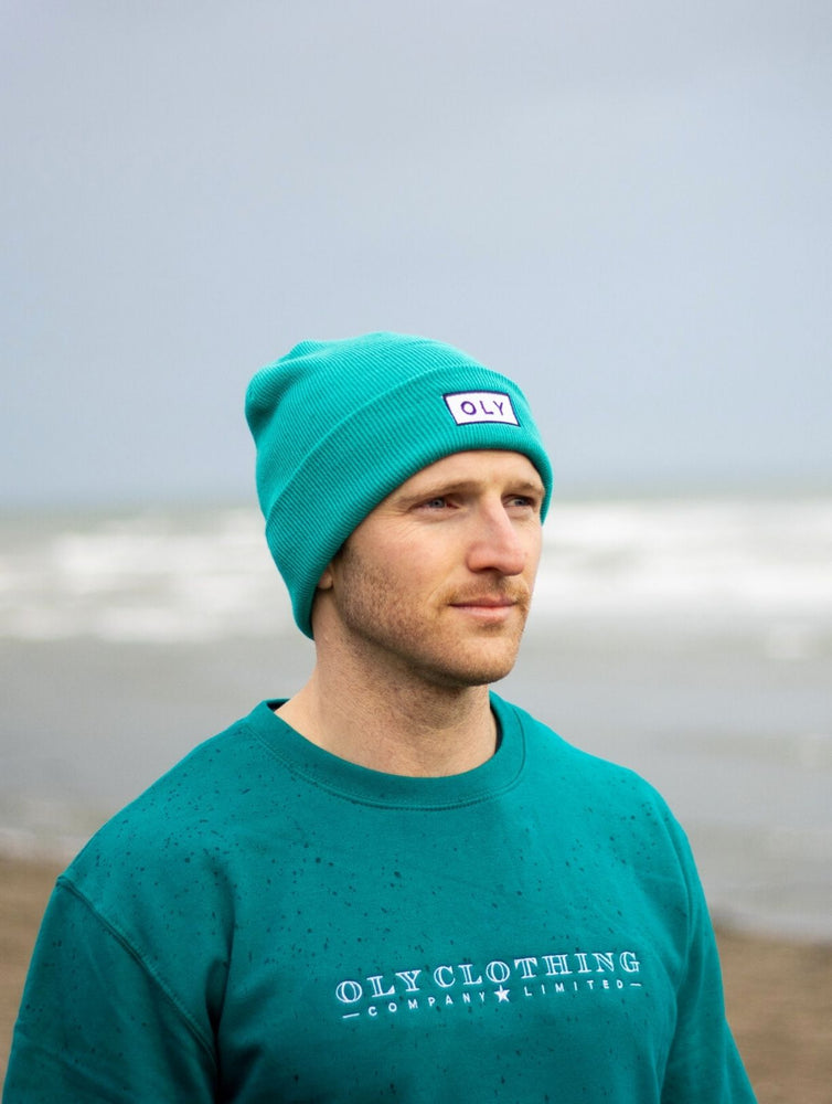 Unisex LTD Jumper - Jade Teal