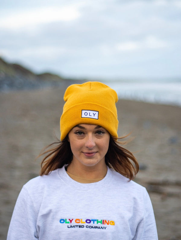 Beanie Hat - Honey - OLY Clothing