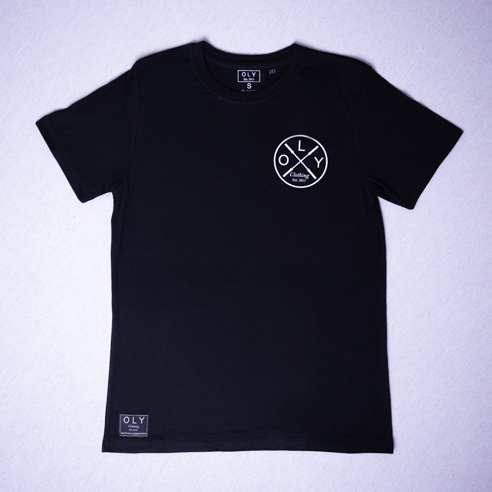 SVRD T-shirt - Black - OLY Clothing