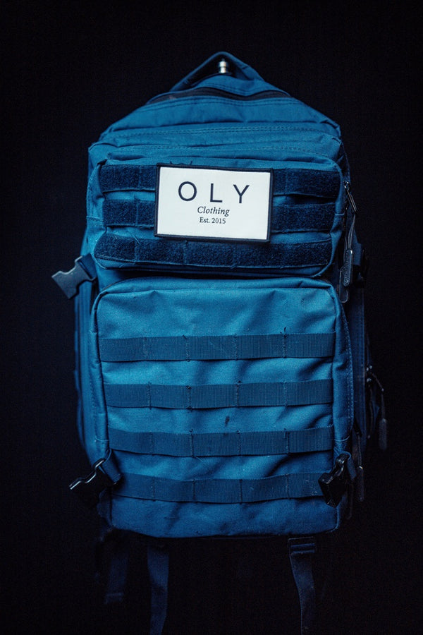 Signature Velcro Patch - OLY Clothing