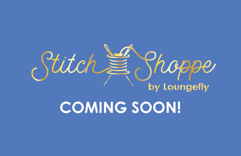 Stitch Shoppe Comming Soon