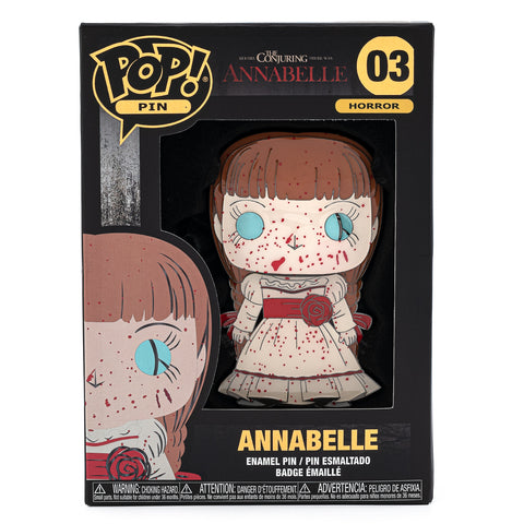 Annabelle Funko Pop! Pin
