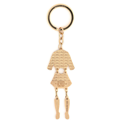 Clueless Cher Outfit Enamel Keychain