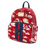 Loungefly X Disney Mulan Mushu Cloud Mini Backpack